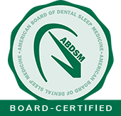 American Board of Dental Sleep Medicine logo